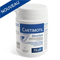 CARTIMOTIL Structure 60 comprimés Pileje