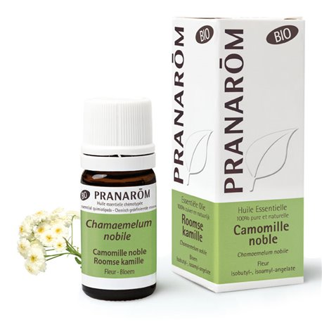 Huile essentielle BIO Camomille noble PRANAROM 5ml