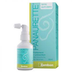PANAURETTE SOL AURICULAIRE SPRAY 30ML ZAMBON