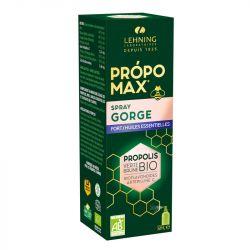Propomax Spray gorge Fort Propolis Bio 30ml