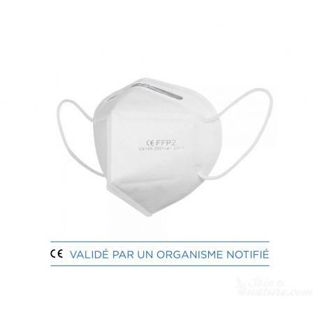 Einmalige FFP2 / FFP3-Maske zur Virenprävention in Apotheken