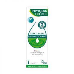 Phytosun Aroms Spray Nasal Décongestionnant 20 ml