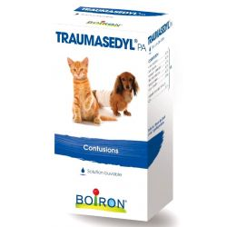 TRAUMASEDYL PA VETERINAIRE HOMEOPATHIE BOIRON GTT BUV FL30ML