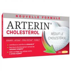 ARTERIN Baisse du Cholestérol en comprimés