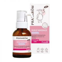 PranaBB Huile de massage Sommeil 30ml