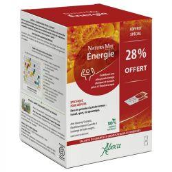 Aboca Natura Mix Advanced Énergie 20 sachets