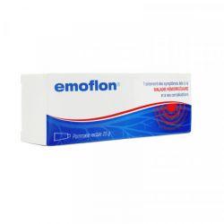 EMOFLON Pommade rectale pour hémorroïdes 25g