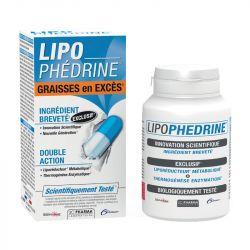3C Pharma LIPOPHEDRINE 80 gélules