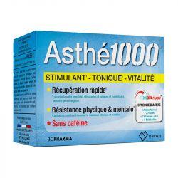 3C Pharma Asthé 1000 épuisement physique et mental 10 sachets