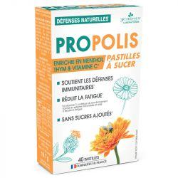 3Chênes Propolis Pastilles Défenses Naturelles 40 pastilles