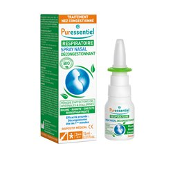 Puressentiel Spray nasal hipertónico con aceites esenciales 15 ml / 30 ml