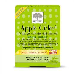 New Nordic Apple Cider Minceur Draineur 60 Comprimés