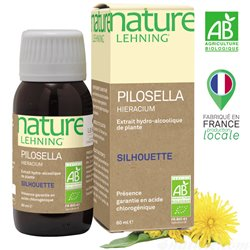 Pilosella Piloselle tintura cai Homeopatia Lehning