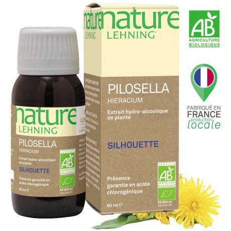 PILOSELLA Piloselle teinture-mère Gouttes Homéopathie LEHNING