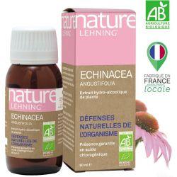 NATURE Lehning Echinacea angustifolia AB Extrait hydroalcoolique 60ml