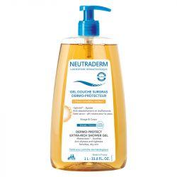 Neutraderm Surgras Gel de banho para 1L Pele Sensível