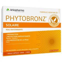 PHYTOBRONZ prévention solaire 30 capsules Arkopharma