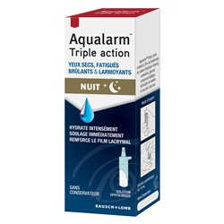 Aqualarm Triple Action Dryness & Eye fatigue 10ml