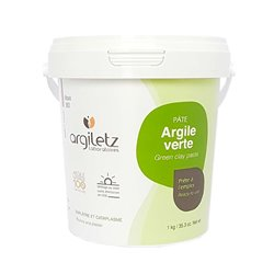 GREEN TONGEFÄß Argiletz 1,5 kg