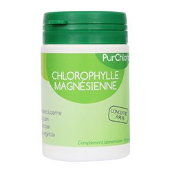 PurOligo PurChloro CHLOROPHYLLE MAGNESIENNE 60 gélules