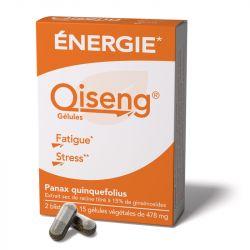 Qiseng Énergie Fatigue Stress 30 gélules