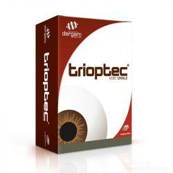 TRIOPTEC Prévention DMLA 180 capsules Dergam