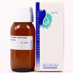 Capsicum Frutescens мать настойка капли питьевой Гомеопатия BOIRON