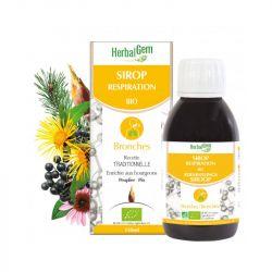 Herbalgem Organische ademhalingssiroop Gemmotherapie 150ML