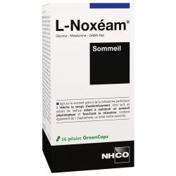 L-NOXEAM NHCO Sommeil Endormissement 56 gélules