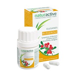 Naturactive Elusanes Busserole 30 gélules