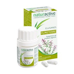 Naturactive Elusanes Fumeterre 30 gélules