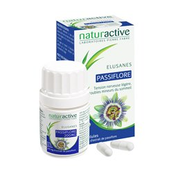 ELUSANES Passionflower 30 or 60 capsules