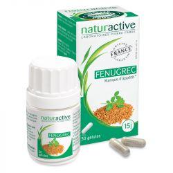 NATURACTIVE Fenugreek 30 capsules