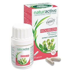 NATURACTIVE Hops 30 capsules