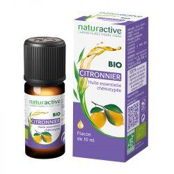 Aceite Esencial de Árbol de Limón Quimiotipado Orgánico Natura 10ml