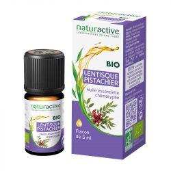 Olio essenziale di LENTISQUE PISTACHIER organico chemotipato Naturactive 5ml