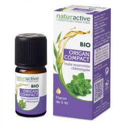 Naturactive Organic Chemotyped Essential Oil ORIGAN 5ml