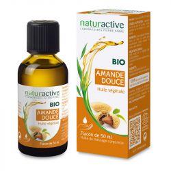 Naturactive Huile Végétale AMANDE DOUCE Bio 50ml