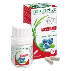 NATURACTIVE Myrtille 30 gélules