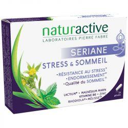 Seriane Stress & Sommeil 30 gélules Naturactive