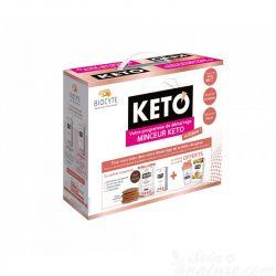 Programa de paquete de keto de biocitos