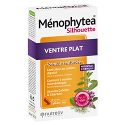 PHYTHEA Mulheres MENOPHYTEA 45+ barriga lisa 30 COMPRIMIDOS