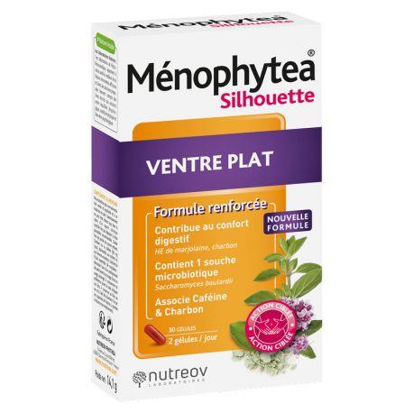 PHYTHEA Ménophytea SILUETA PLANA ESTOMAGO 30 TABLETS