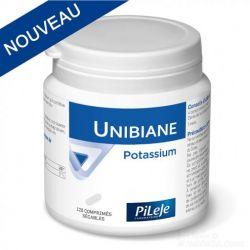 Pileje Unibiane Potassium Organique 120 Comprimés