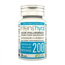 IntensHyal Гиалуроновая кислота 200 мг Селеновые капсулы