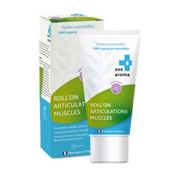 SOS AROMA Gel articulaire et musclaire Roll-on 50ml