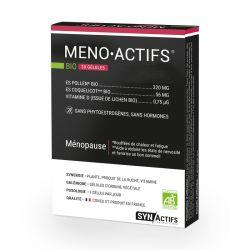 SYNACTIFS MenoActifs Bio Ménopause 30 gélules