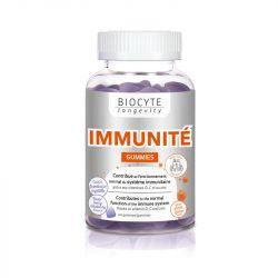 Biocyte Immunité 60 Gummies défenses immunitaires