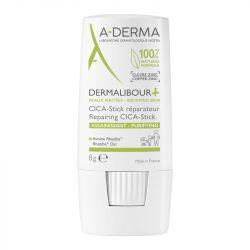 A-Derma DERMALIBOUR + Reparação de bastão de limpeza 8g