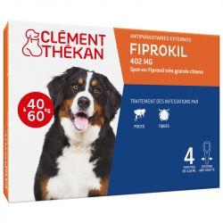 FIPROKIL grote hond CLEMENT Thékan 4,02ML SpotOn 4 PIPETTEN